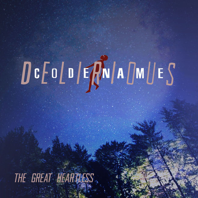 "Out ""The Great Heartless"", Codename: Delirious' debut album"