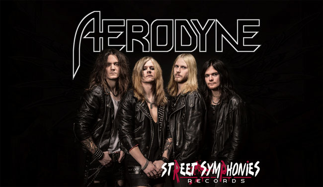 "Aerodyne, lyric video, ""We All Live A Lie"", Street Symphonies Records, Burning Minds Music Group"