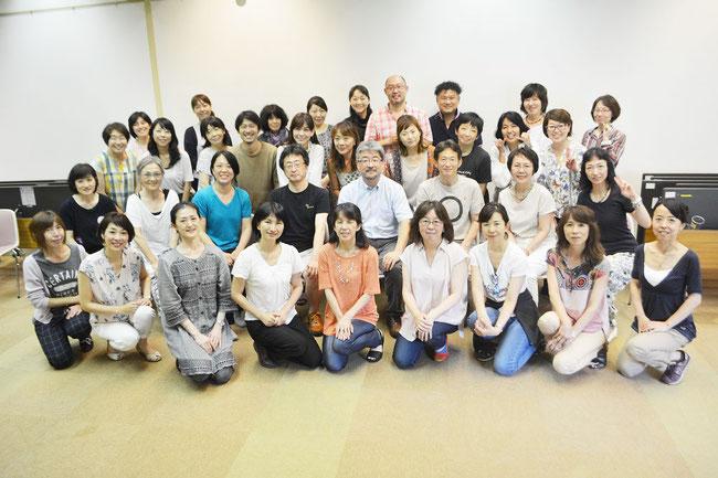 2017アドラー合宿集合写真(7/2撮影)