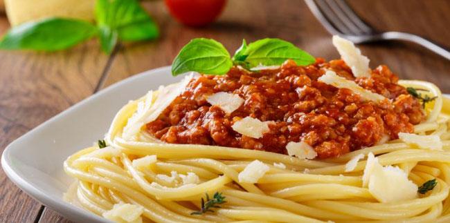 Spaghetti au Chorizo façon Mexicaine - Recette le cochon de falaise