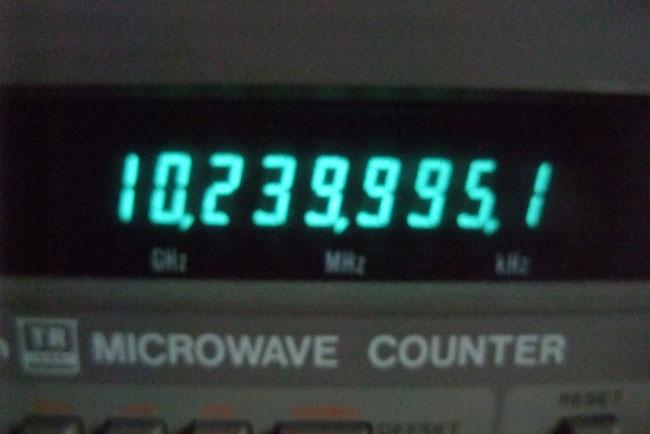 周波数測定