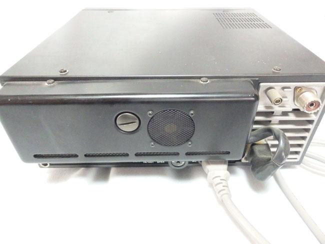 FT-655 背面