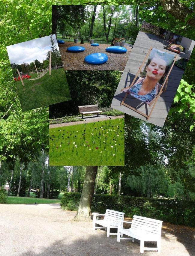Augenspaziergang Buga Havelland 2015 (Foto Klonz privat)