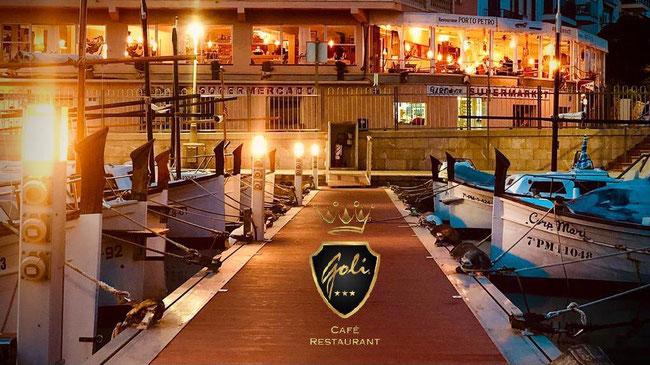 Restaurant Goli Port Vell, Porto Petro