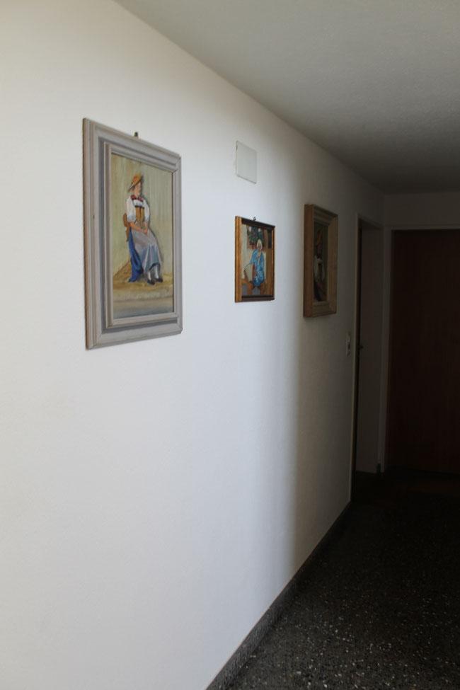 Etage zur Wohnung