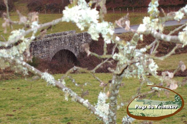 Pont du diable, Leucamp, Cantal, Châtaigneraie cantalienne, légende