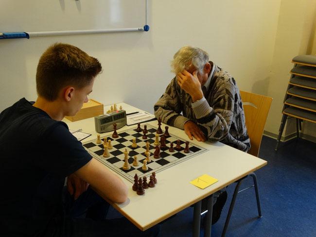 Jona Rößing vs. Heinz Friedrich