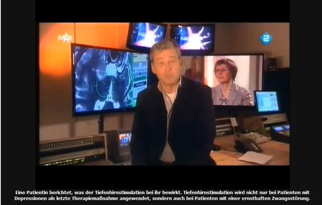 Video  - Patieneten Erfaghrungsbericht mit Tiefer Hirnstimulation bei Zwangsstörung