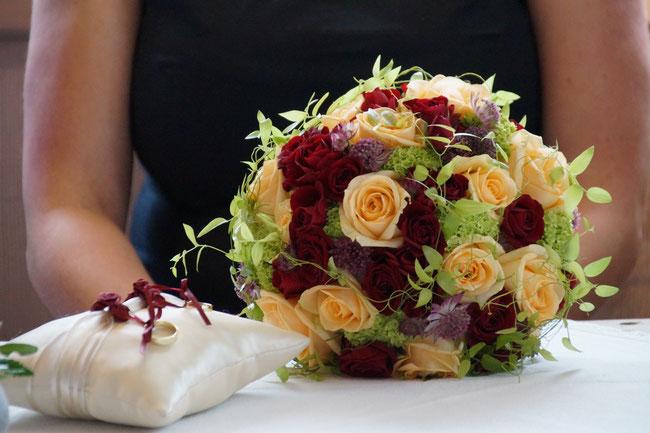 Blumen Hochzeit - Sabrinas Blumenlädele - Sonthofen