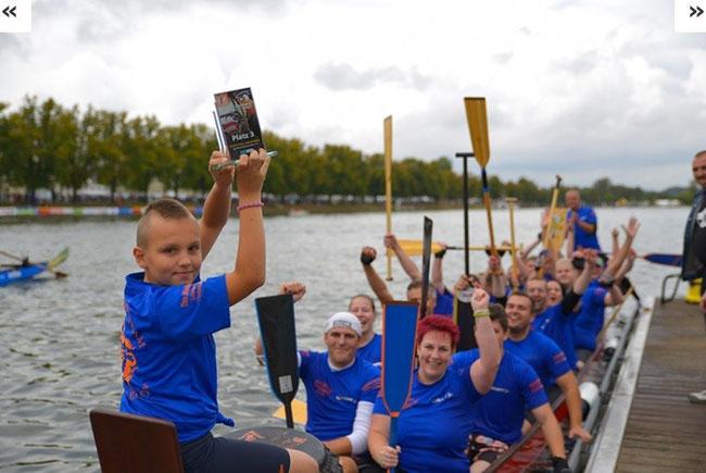Unser bis Dato größter Erfolg beim 23.Drachenbootfestival in Schwerin. 3.Platz Mixed-Sport 200m im B-Finale 2014. Danke an alle Beteiligten!