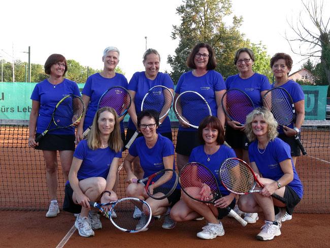 Damen 40 Mannschaft 2017