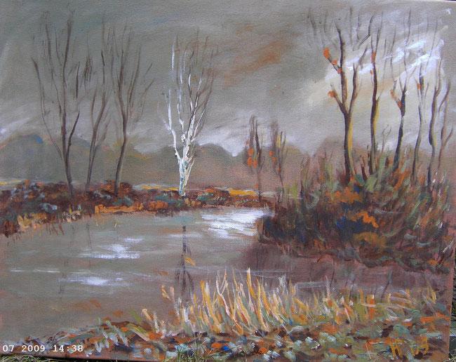 Gemälde von Harry Popow