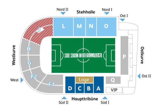 Stadionplan Grünwalder Stadion 1860 München. Quelle: https://gruenwalder-stadion.com/wp-content/uploads/2018/02/stadionplan_1860.jpeg