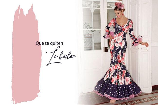 Guadaluepe moda flamenca 2019 NUEVA COLECCION