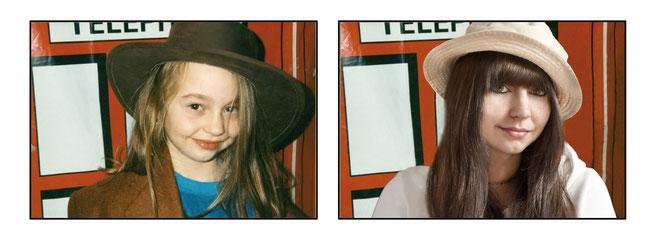 Früher (ca. 1997) und heute – 23.04.2014