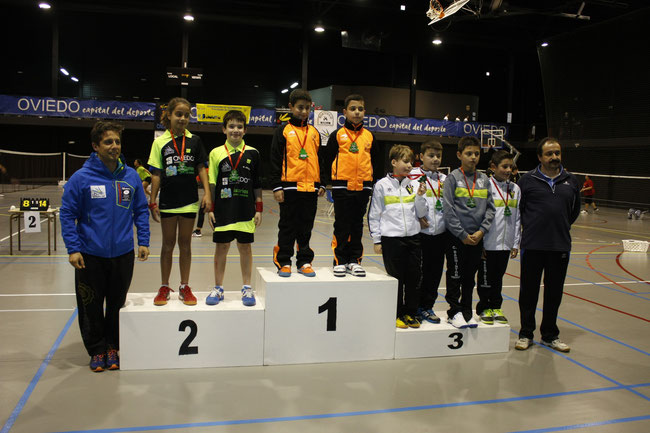 Nuestros medallistas de S11