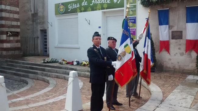 cérémonie du 20 juillet