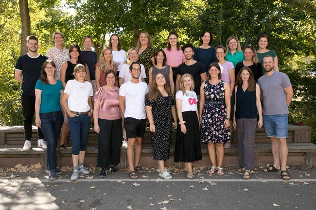 Kollegium Schuljahr 2019/20                                         Quelle: Schulfotografie-kleinen.de