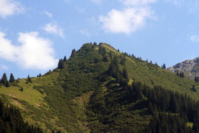 Kuhgehrenspitze 1.910 m
