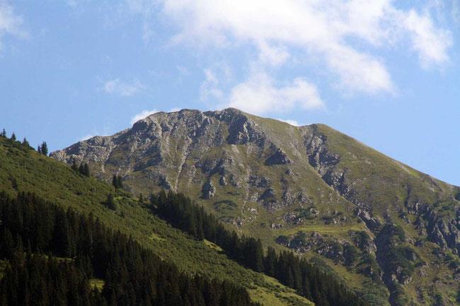 Hammerspitze 2.170 m im Kleinwalsertal