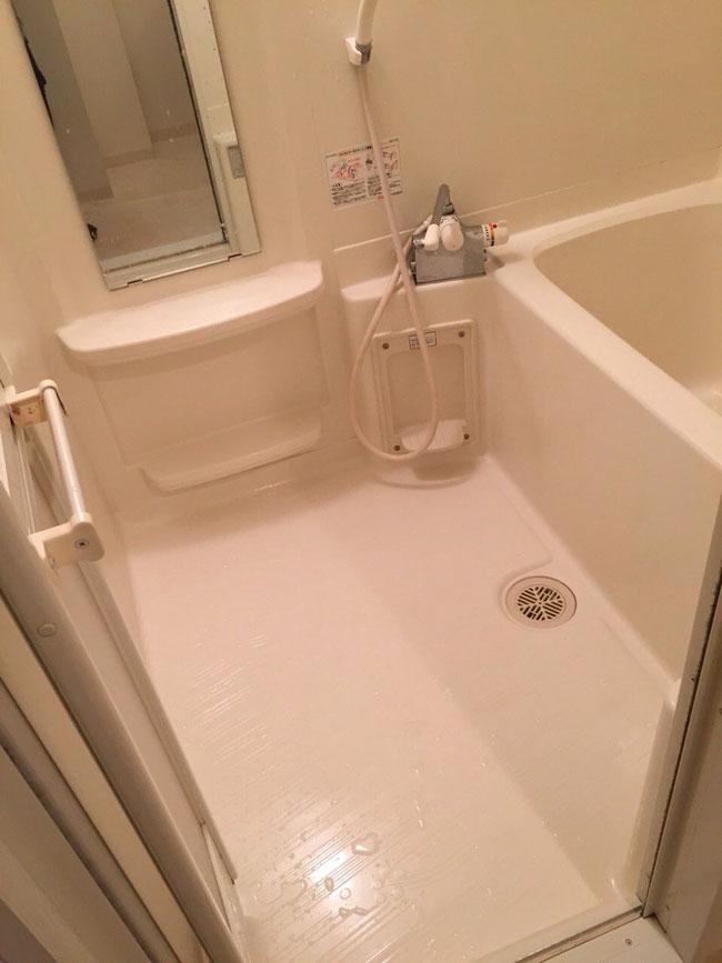 バスルーム 施工後