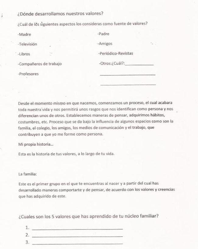 ETICA Y VALORES - Informatica