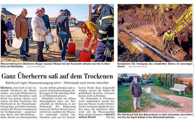 Quelle: Saarbrücker Zeitung 10.03.2014