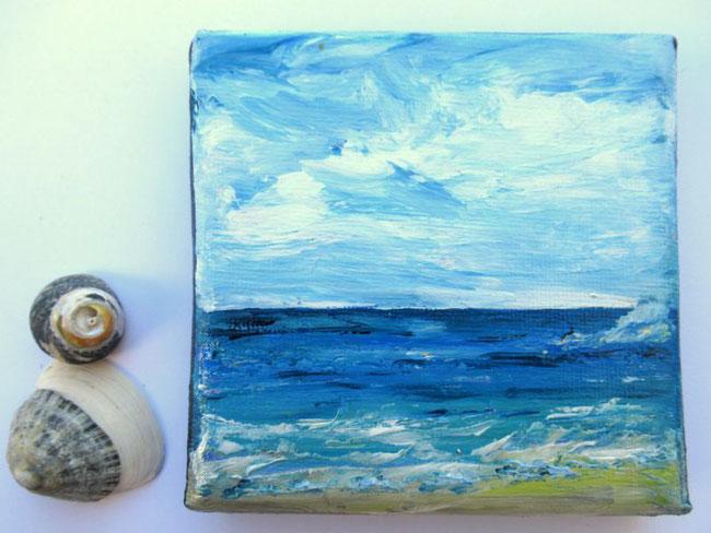 mini-peinture-marine-ocean-plage-tableau-bleu-decoration-minimaliste-miniature-audrey-chal-royan-artiste-peintre