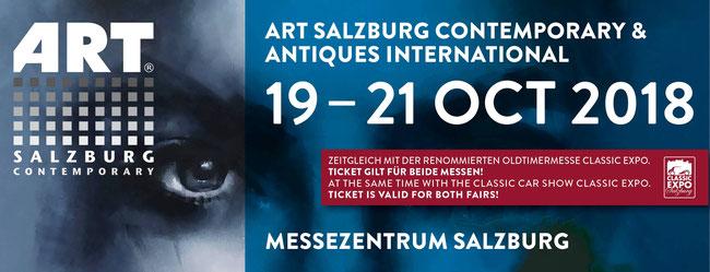 Gazmend Freitag, ART Salzburg Contemporary 2018