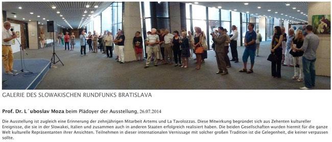 Galerie des Slowakischen Rundfunkes in Bratislava, 2914