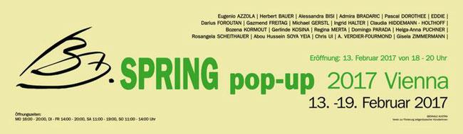 GAZMEND FREITAG: BIENNALE AUSTRIA SPRING pop-up 2017