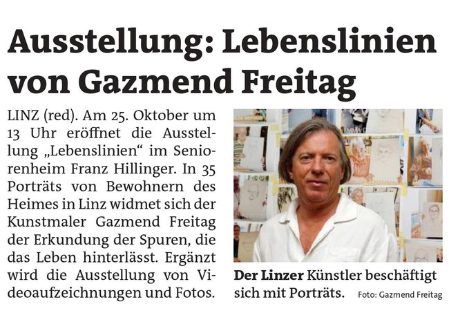 Gazmend Freitag, BEZIRKS RUNDSCHAU, 10.10.2019