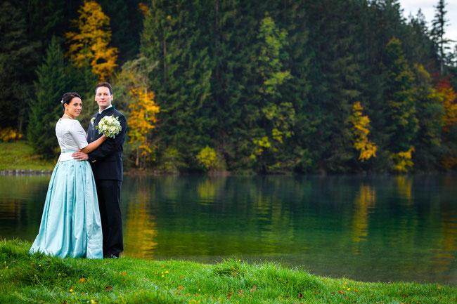 Hochzeit Jachenau/Lenggries Brauneck