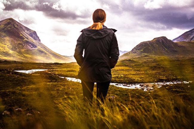 Isle of Sky/Schottland