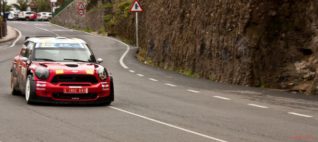 Motorsport on Gran Canaria