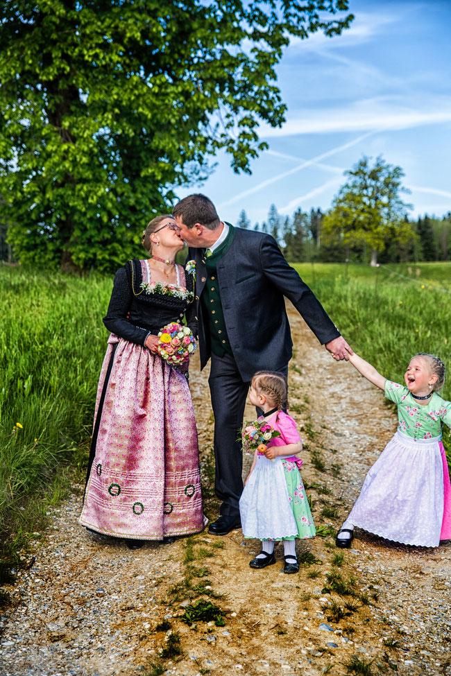 Hochzeit Wackersberg - Fischbach