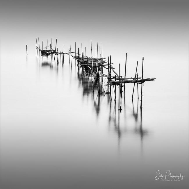 Venedig / Venezia, Langzeitbelichtung, 2017, © Silly Photography