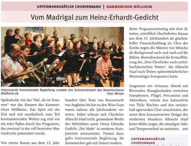 "Quelle:""Baden Vokal"" Heft 07/2012"