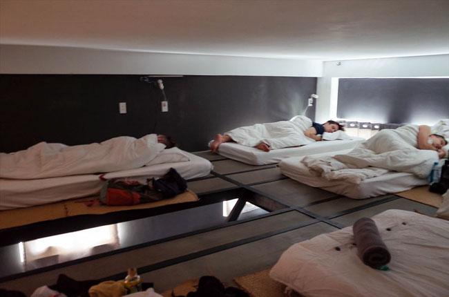 (ホーチミン)The Common Room Project(ゲストハウス)ドミトリー