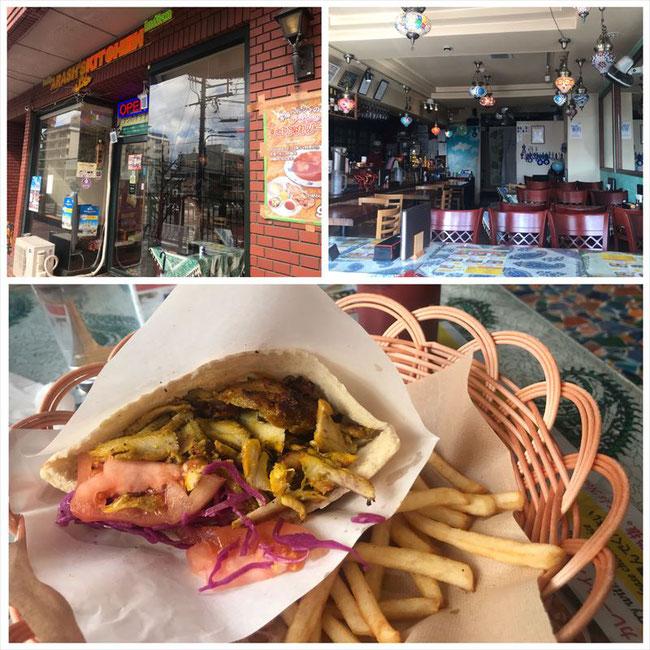 always lunch アラシのキッチン丸太町店