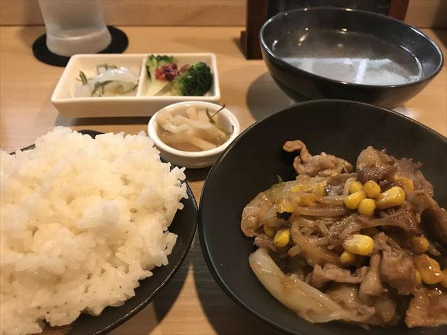 always lunch 烏丸ダイナーflat