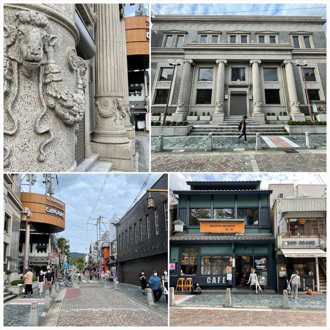 奈良の街並み