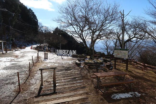 京都トレイル東山コース HIEIZAN インスタスポット
