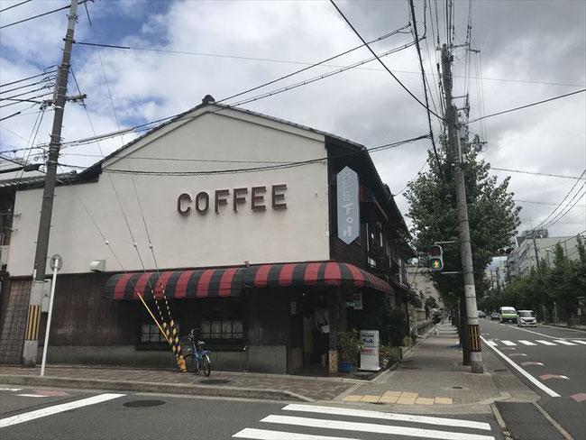 京都レトロ喫茶店「チロル」