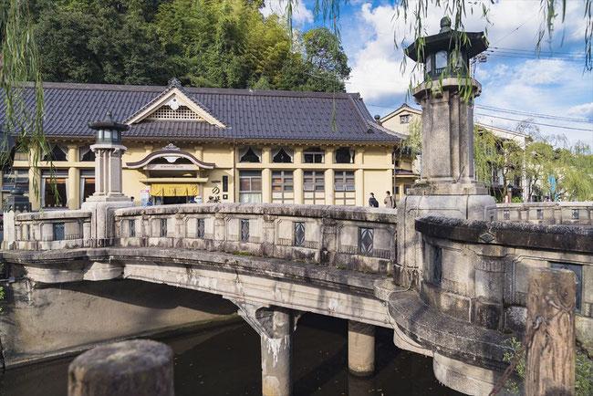 兵庫県城崎温泉「一の湯」