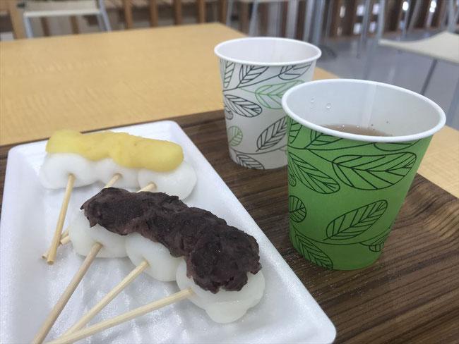鳥取県の大山寺周辺の団子屋さん