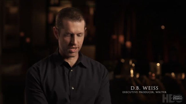 「ゲームオブスローンズのシーズン8 ep4」制作者のインタビュー翻訳