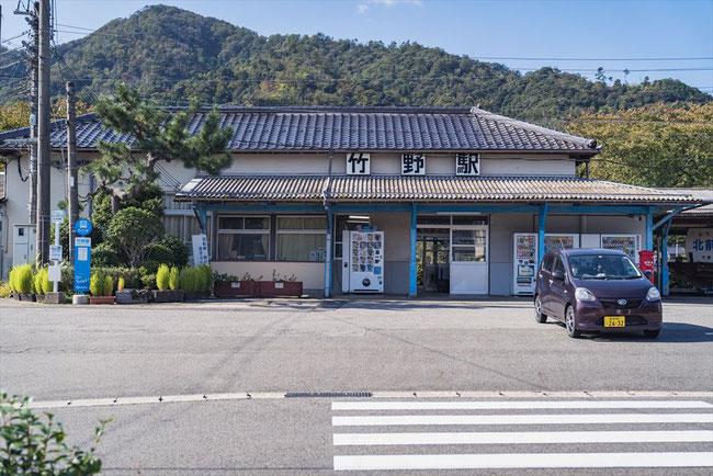 兵庫県竹野駅