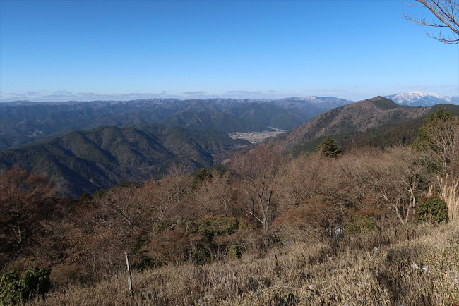 【比良比叡トレイル】表参道(本坂)コース比叡山下山日吉大社まで