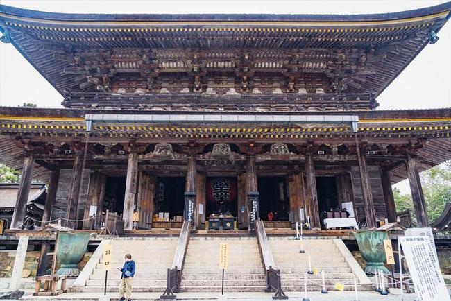吉野山金峯山寺 蔵王堂